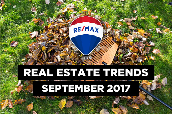Real Estate Trends - September 2017