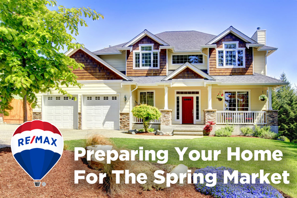 How to prepare your home for the spring real estate market