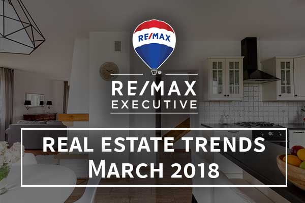 Real Estate Trends March 2018