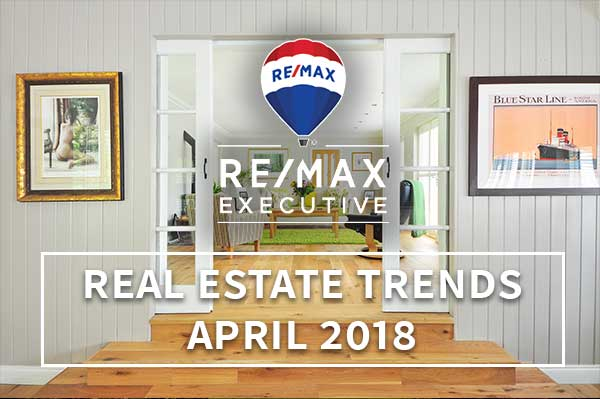 Real Estate Trends April 2018