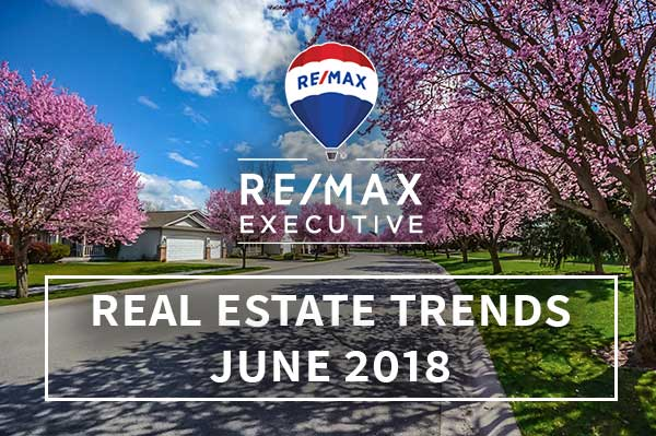 Real Estate Trends June 2018