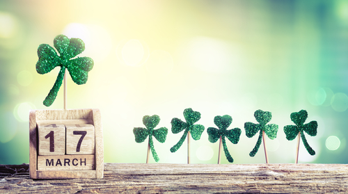 Paint Charlotte Green: Saint Paddy's Day Events
