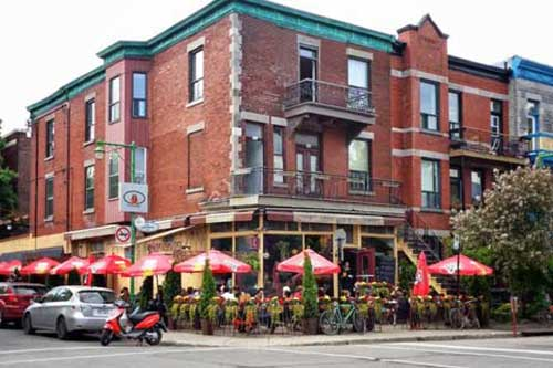 Corner Bar and Restaurant