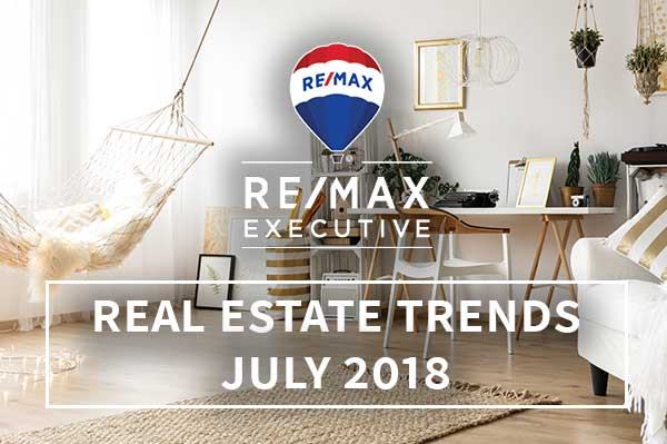 Real Estate Trends July 2018